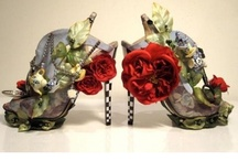 Merveilleuses chaussures ! / by Sylvie Dupret-Voisin