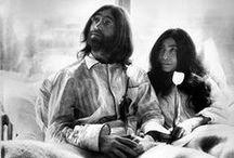 John and Yoko / by Anthony Lobo