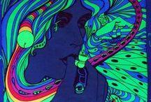 Psychedelic Art / by Anthony Lobo