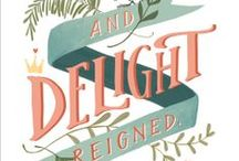 Lettering & Typography