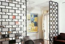 room dividers / by Sarah Stacey Design