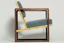 Chair / by Sarah Stacey Design