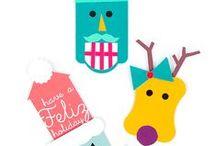 Holiday Crafts + Recipes