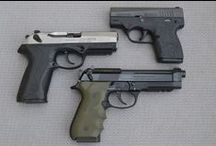 BERETTA Guns & Rifles / BERETTA iconic designs set the standards for best military, police and tactical pistol.