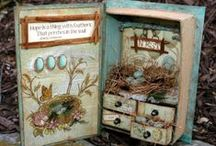 Match Boxes - Tins - and Nuts