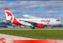Air Canada Rouge: A319 Fleet 2014 / Fleet information for Air Canada's Rouge Airbus A319's. They form one of two aircraft types for Air Canada Rouge. Fleet Info current to JUNE 14, 2014 @aircanada / by Brian Jakovina