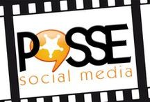 Video is Viral / Posse offers video shooting and editing! Here are examples of our work, plus video blogs, and some just for fun! Find us on YouTube: https://www.youtube.com/user/PosseSocialMedia