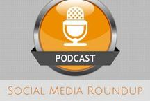Podcast / Stay tuned for our awesome podcast, Social Media Roundup, as we help you navigate the social media world and learn how to lasso your biggest goals and dreams!