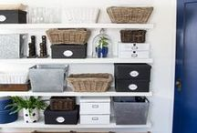 DECORATING Tips & Ideas / Paint colors, room styling, gallery walls, awesome printables, house plants, bookcase styling and home décor tips and inspirations #homedecor #decorating #gallerywalls #bookcases