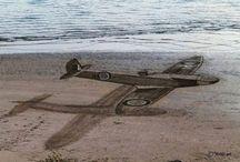 Beach Art / by Sylvie Dupret-Voisin