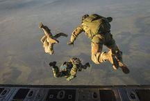 Us Paratroopers modern