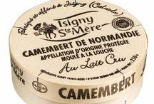 Camembert tasted