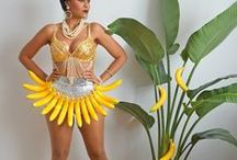 DIY COSTUMES / DIY costumes honouring women from the past & present