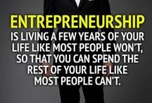 Entrepreneurs 101 / The 101 of Entrepreneurship