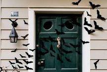 HALLOWEEN / Halloween decorating, crafts, diys, recipes and ideas for Fall #halloween