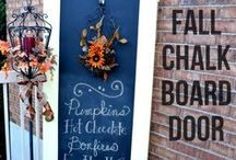 Autumn/Fall / by Pink Polka Dot Creations