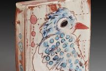 ceramic art mixed examples  / Art / by See Cunda