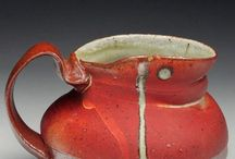 cups/mugs pottery / by See Cunda