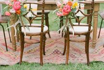 Seating Decor / Different ways to decorate chairs! / by Style Unveiled®