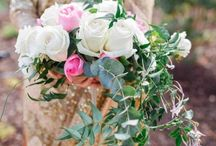 Beautiful Bouquets / Bouquets of all shapes, colors, and styles! / by Heather Sharpe