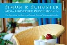 Lazy Sunday Crosswords / In 1924, Simon & Schuster published its first title, The Cross Word Puzzle Book. Not only was it S&S's first release, it was the first collection of crossword puzzles ever printed.  Today, Simon & Schuster's legendary crosswords maintain their reputation of  excellence.  Here are our favorite Touchstone picks! For our app, visit: www.simonandschuster.com/specials/365Crosswords