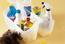 Clean & Organize / by Rachel Bodron
