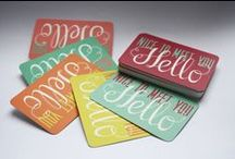 Business cards / by Anna Berthier