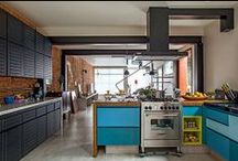 Kitchens / by CASA 14 ARQUITETURA