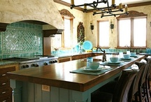 KITCHEN ideas/Remodels! / by Justine Smith
