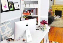 Home Office / by Anna Berthier