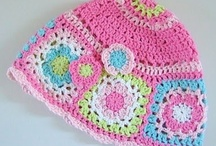 Crochet ~ Hats and Scarves / by Diane Bradley