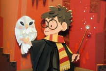 Harry Potter / by Diane Bradley