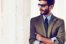 sharp dressed man / husband, take note.