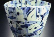 porcelain / High fire porcelain art objects, modern & historical / by See Cunda