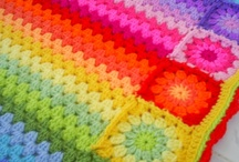 Color!! / Color inspiration for crochet projects