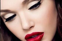 *make up* / by Ana Tkeshelashvili