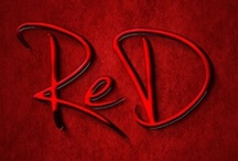RED / by Diane Bradley