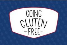 Going Gluten Free / A collection of recipes and articles about living a gluten-free lifestyle, curated by those who live the lifestyle themselves.