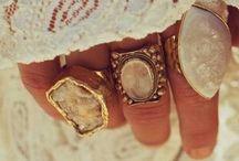 jewelry / by Rachel Bodron