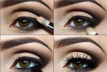 makeup / by Rachel Bodron