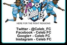 Celeb FC / www.CelebFC.co.uk Football team made up of great celebrity players.
