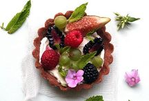Pies & Tarts / ~ Some Recipes are Vegetarian, Vegan and/or Gluten Free ~ / by Ashley from Chicago