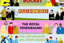 {Wes Anderson Addict} / by Amber Howell