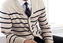 well dressed men / by Mackenzie Howe