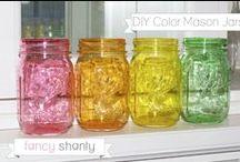 Mason Jars / Everything jars