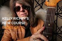 Guitar Lessons By Kelly Richey / Guitar Lessons By Kelly Richey http://www.kellyrichey.com/instruction/ / by Kelly Richey