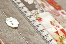 Quilting Inspiration / Quilting ideas and techniques that I REALLY must try.