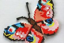Perler Beads.