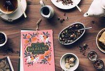 Beans & Leaves. / Coffee & Tea.