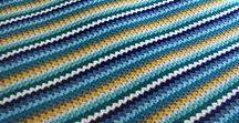 Crochet Blankets / Crochet Blankets designed by Leonie Morgan, WoolnHook